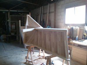 Escalier Fabrication