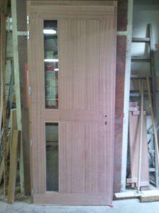 Fabricant de porte en bois